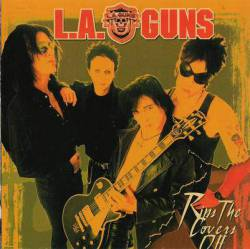 LA Guns : Rips the Covers Off